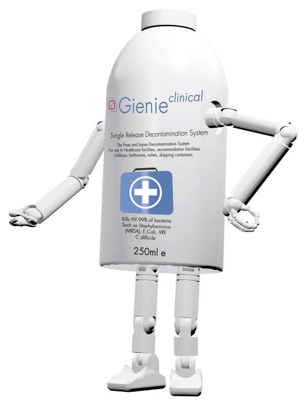 Gienie Clinical Canister